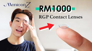 My RM1000 Contact Lenses! [RGP…