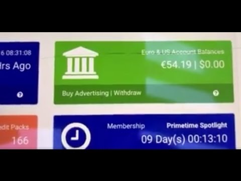 My Advertising Pays Vs The Advert Platform English Training