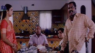 Dheerudu Telugu Movie Scenes - Vijay Kumar Irritating Kalabhavan Mani Comedy Scene