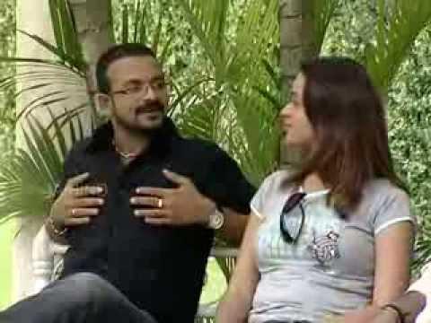 BHAVANA VS JAYASURIYA & SURAJ REAL COMEDY INTERVIEW 1