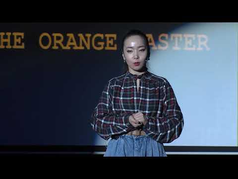 The Orange Master | Saruul Altantuya | TEDxYouth@ESM