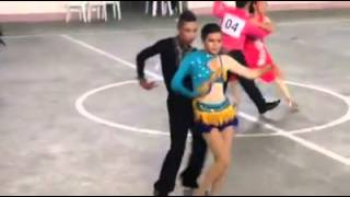 Maris Racal - dancesport (rumba & jive)