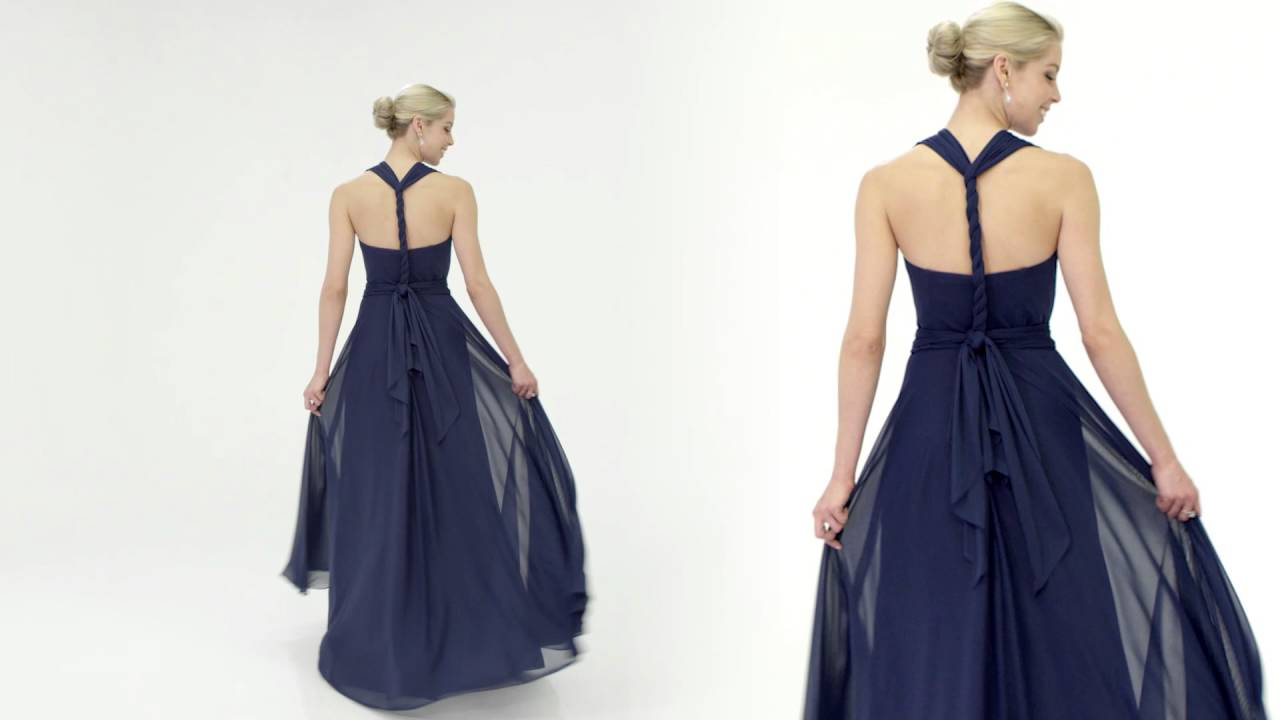 The convertible dress alfred angelo style 7395l youtube ombrellifo Choice Image
