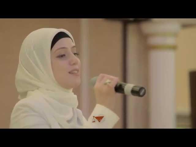 Смотреть видео Мусульманка поет по русски,влюбиться можно