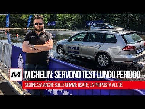 Michelin: servono test europei per la sicurezza sul lungo periodo