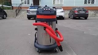 видео IPC Soteco Tornado 640 Inox Пылесос влажной и сухой уборки