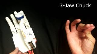 Tact: An Open-Source, Affordable, Myoelectric Prosthetic Hand