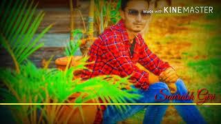 Dharak title track || ishaan khattar || jahnvi kapoor || guitar cover || saurabh giri