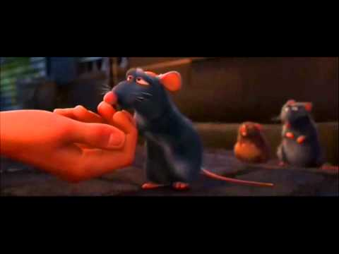 Ratatouille Ego's Review