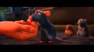 Ratatouille Ego