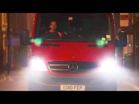 Royal Mail Relay - A Day in the Life