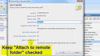 How to quickly upload documents