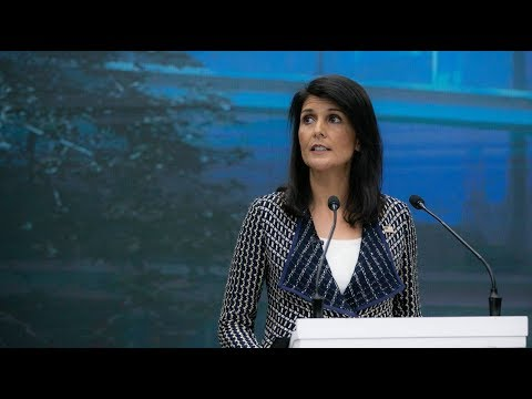 Nikki Haley: The United States and the Human Rights Council