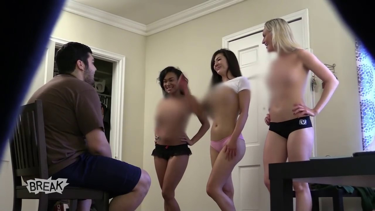 Topless Delivery Prank 2 - Youtube-4206
