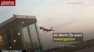 Air Berlin fly-past investigation
