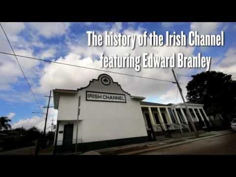 New Orleans Neighborhoods | History of the Irish Channel