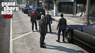 GTA 5 Roleplay - DOJ 244 - Weapon Sale (Criminal)