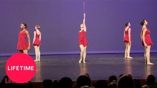 "Dance Moms: Group Dance: ""The Bow"" Ballet (Season 7, Episode 11) | Lifetime"