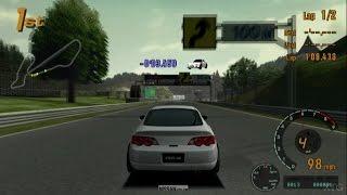 Gran Turismo 3 - Sample 007 PS2 Gameplay HD