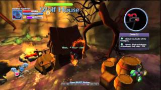 Free Realms PS3 Gameplay with Kaseius!
