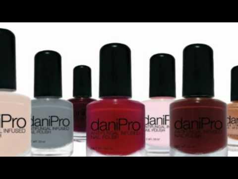daniPro Anti-Fungal Nail Polish