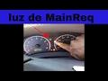 Como Apagar Luz de Mantenimiento  (MainReq) TOYOTA COROLLA 2009 - 2013