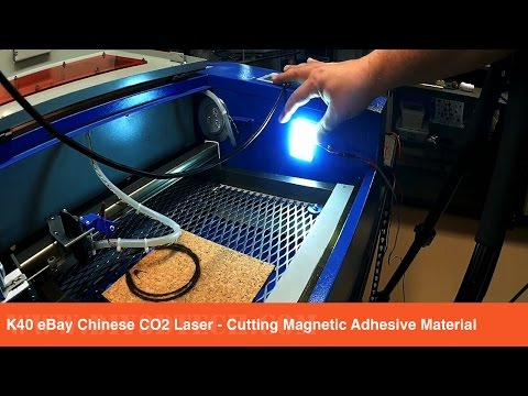 Shop Project  - Magnetic Backed Led Light for Laser and 3D Printers!