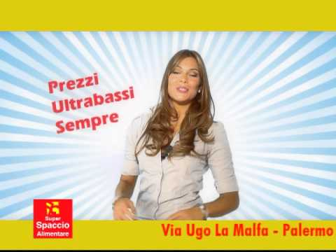 Superspaccio Alimentare Palermo Via Ugo La Malfa Youtube