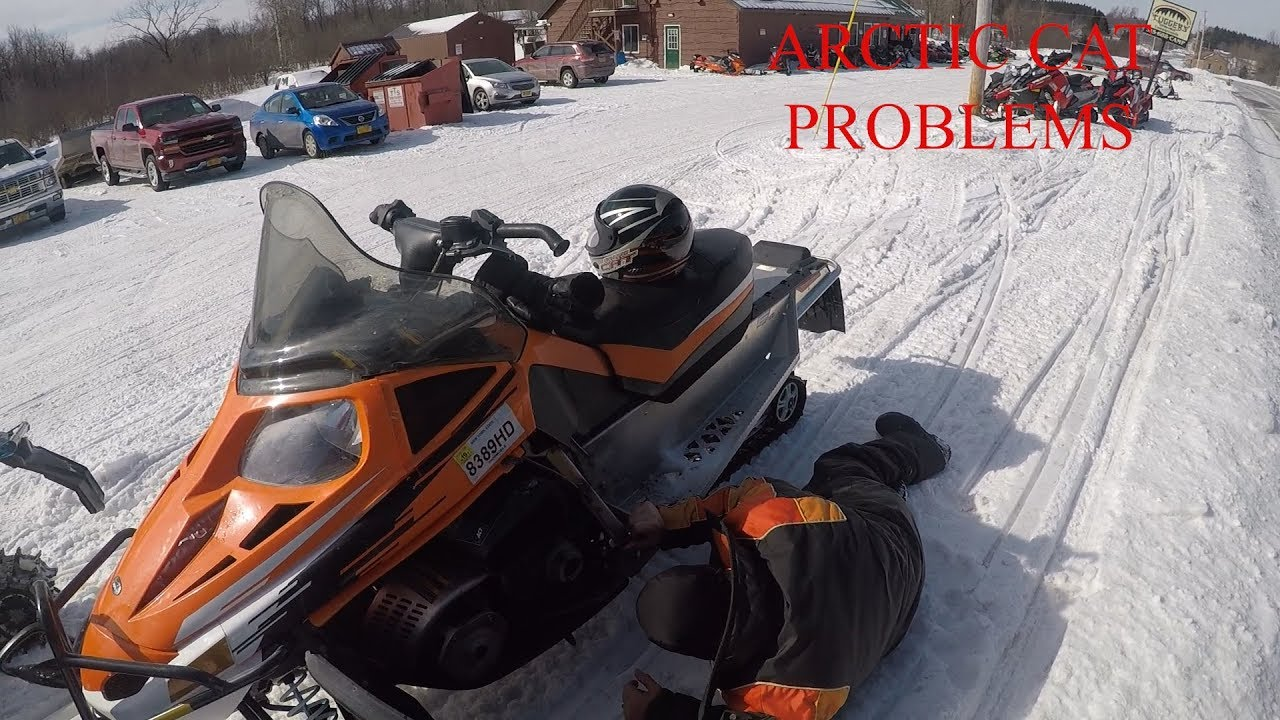 RIDING IN TUG HILL PATRIOT 850 WITH ARCTIC CAT PROBLEMS