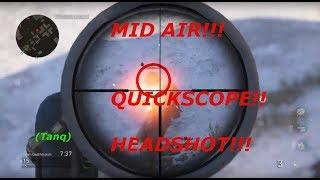 QuickScope & Sniping Montage #2 (INSANE!!!)