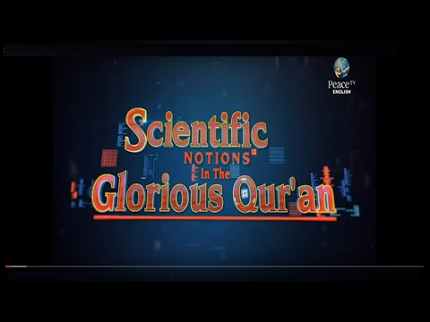 Scientific Notions in the Glorious Qur'an, Water in the Qur'an, Dr. Zaghloul Al Najjar, Part 29