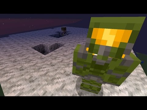 Minecraft: Xbox - Building Time - Man On The Moon {79}