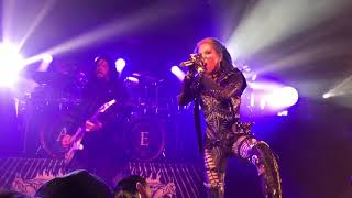 Arch Enemy- The World is Yours Live 10/28/17 Atlanta, Ga