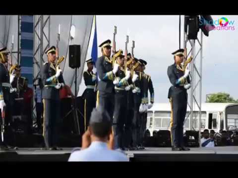Sri Lanka Air Force 66th anniversary