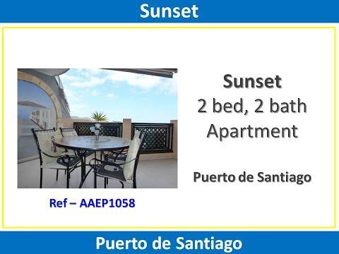 Sunset Santiago - AAEP1058