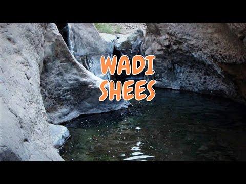 What to see in United Arab Emirates-Wadi shees-Travel Vlog