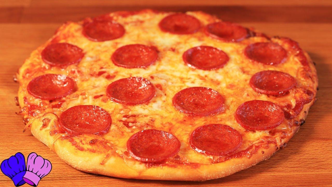 que ingredientes lleva la pizza casera