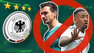DFB-Team: Boateng, Hummels und Müller raus! Sané, Brandt und Süle rein! Nations League Vorschau