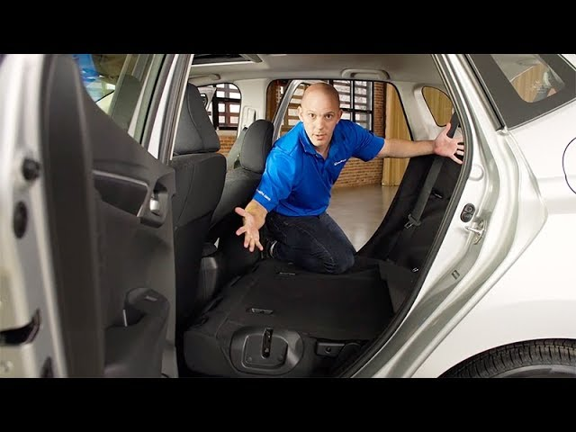 2018 Honda Fit Tips & Tricks: How to Use the Magic Seat