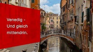 Venedig - Und gleich mittendrin. thumbnail
