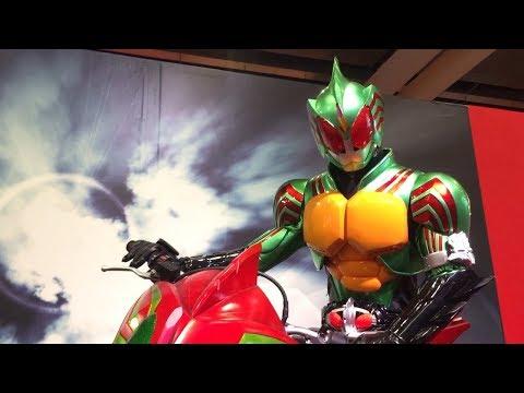 仮面ライダー アマゾンズ 仮面ライダー アマゾンオメガ ジャングレイダー 仮面ライダー スーパー戦隊 Wヒーロー夏祭り