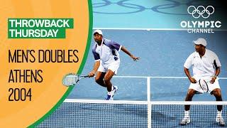 Paes & Bhupathi 🆚  Federer & Allegro | Throwback Thursday