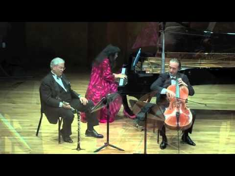 Bruch: From Eight Pieces, Op. 83 III. Andante Con Moto