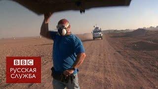 Турция: в машину Би-би-си попала граната с газом - BBC Russian