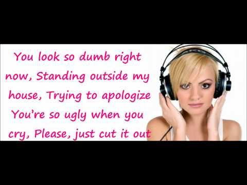 Alexandra Stan- Take A Bow LYRICS