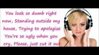 Alexandra Stan- Take A Bow Lyrics