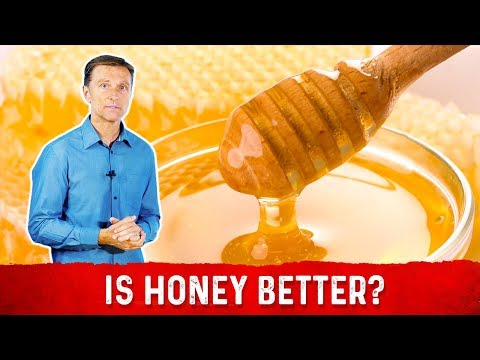 Is Honey a Better Substitute For Sugar?