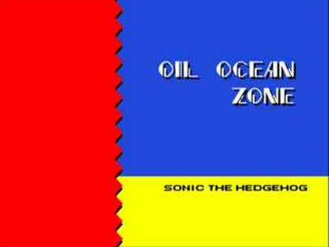 Sonic 2 Music: Oil Ocean Zone