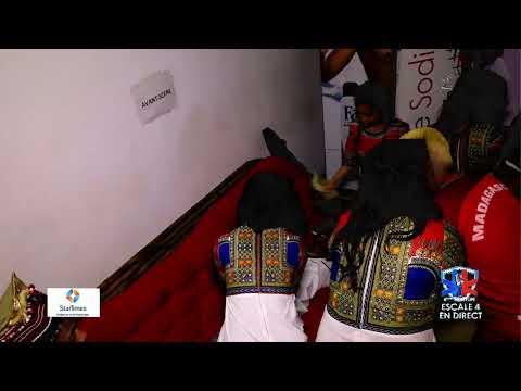 ESCALE 4 DU 12 OCTOBRE 2019 by TV PLUS MADAGASCAR