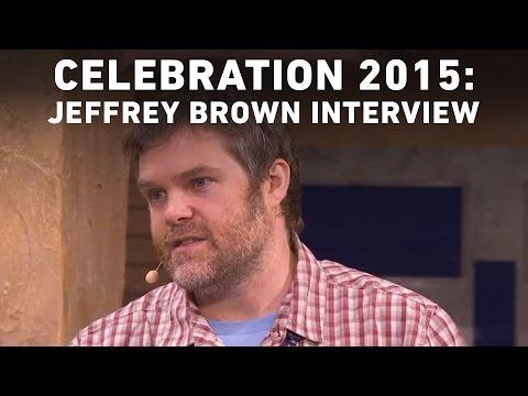 Jeffrey Brown Interview with StarWars.com | Star Wars Celebration Anaheim